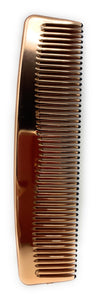 Cricket Copper Clean Finishing Comb Dressing Hair Comb Copper Infused Teeth.