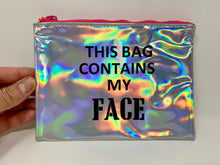 Psychedelic Travel Makeup Bags Cosmetic Bag Make Up Toiletry Bag Makeup Organizer Bag 2 Pc.