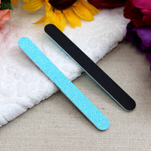 Tropical Shine Nail File Medium 180 Fine 240 Grit. Emery Boards. Salon Boards 3 Pc.