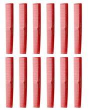 Allegro Combs 420 Barber Comb Comb Set Hair Cutting Combs Pocket Comb Combs for Hair Stylist Styling Comb 12 pk.