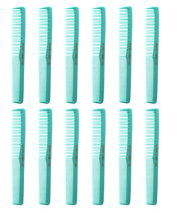Allegro Combs 400 Barbers Combs Cutting Combs All Purpose Combs. Fresh Mint Combs. 12 Pack