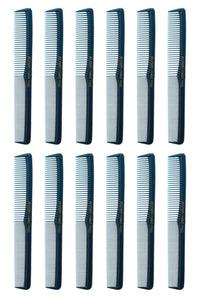 Allegro Combs 400 Barbers Combs Cutting Combs All Purpose Combs. Teal Combs. 12 Pk