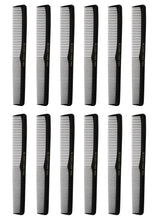 Allegro Combs 400 Barbers Combs Cutting Combs All Purpose Combs Black Combs. 12 Pk