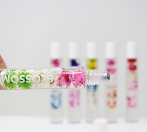Blossom Roll-On Perfume Oil All-Natural Vegan Perfume Paraben-Free 1 Pc.