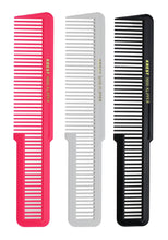 8 In. Krest Combs 9000 Clipper Cutting Comb Flattop Combs Klipper Comb. 3 pcs.