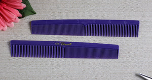 Krest Combs 7 In. Hair Cutting Combs. Barbers & Hair Stylist Combs 1 DZ.