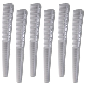Krest Combs All Purpose Styler 7-1/2 In. Tapering Heat Resistant Comb #50
