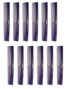 Krest Combs Cleopatra 420 Hair Cutting Combs. Barbers & Hair Stylist Combs 1 DZ.