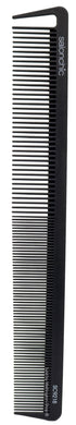 Salonchic 8.5 Inch High Heat Resistant Carbon Comb. Hair Cutting Comb. 1 pc.