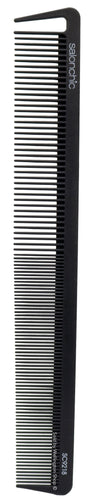 8.5 Inch High Heat Resistant Carbon Comb. Hair Cutting Comb.