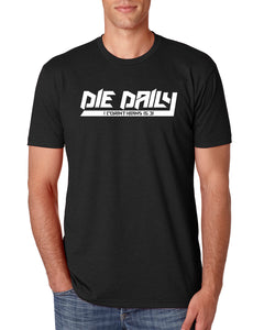 Die Daily (White)
