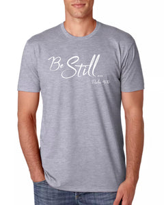 Be Still (White)