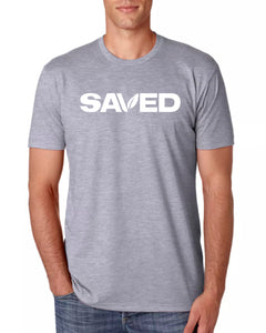 Saved (White)