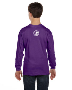 FCA Youth Long Sleeve Tee