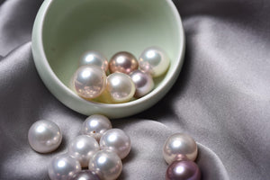 We baby our pearls
