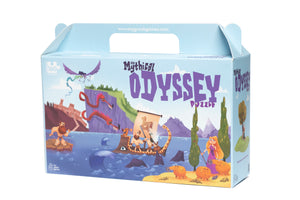 Odyssey Puzzle | My Greek Games