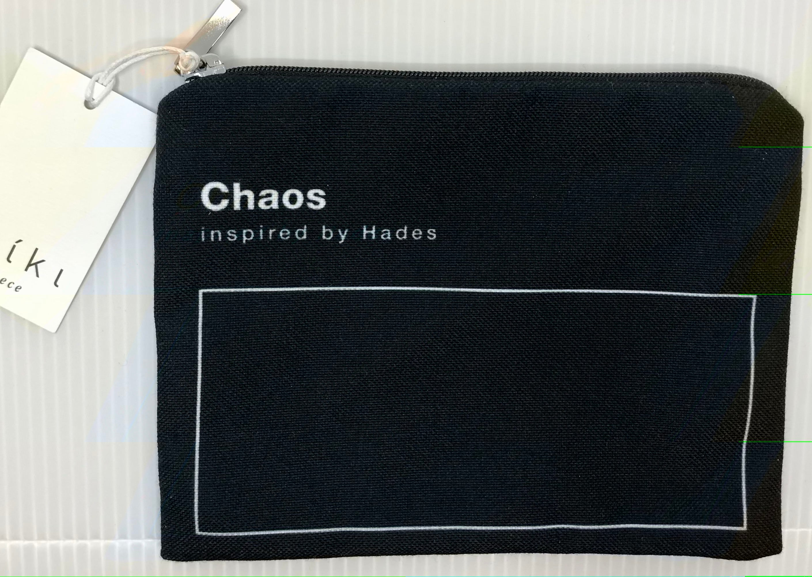 Greek Mythology Inspired Small Canvas Purse |Thiki Greece