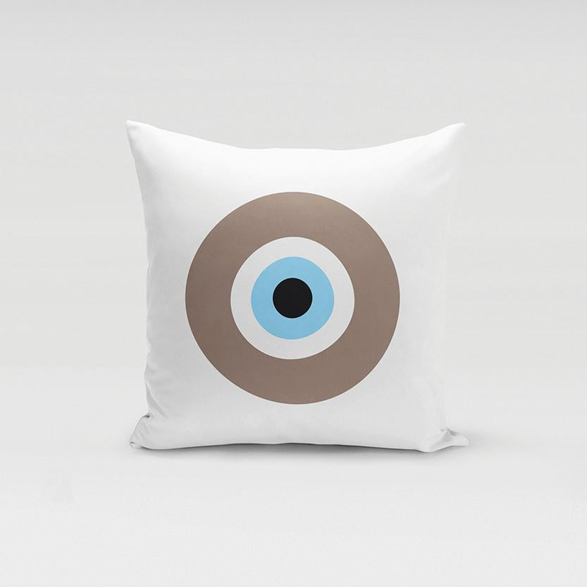 Evil Eye Pillowcases |THIKI Greece