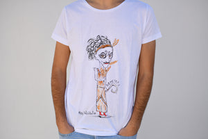 Holywabbit | Demeter Hand-painted T-shirt
