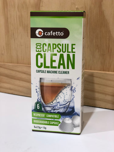 Cafetto® Eco Capsule Clean