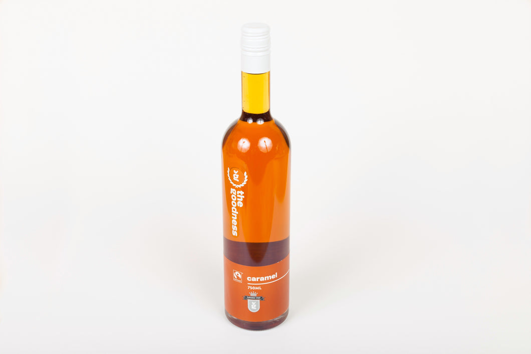 The Goodness Caramel 750ml