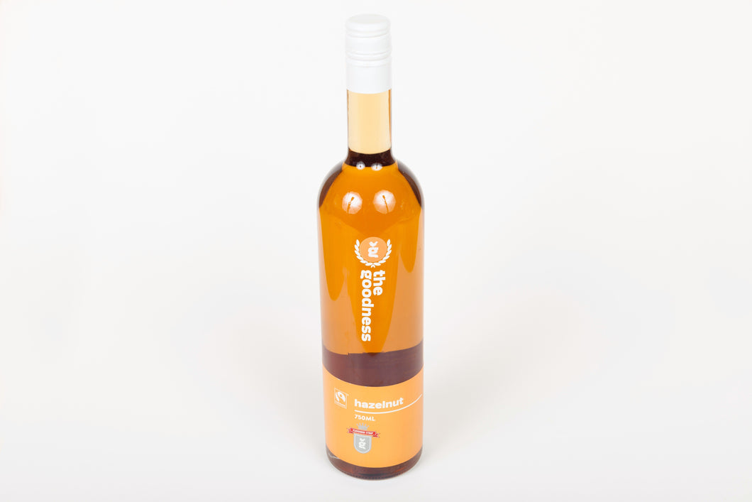The Goodness Hazelnut 750ml