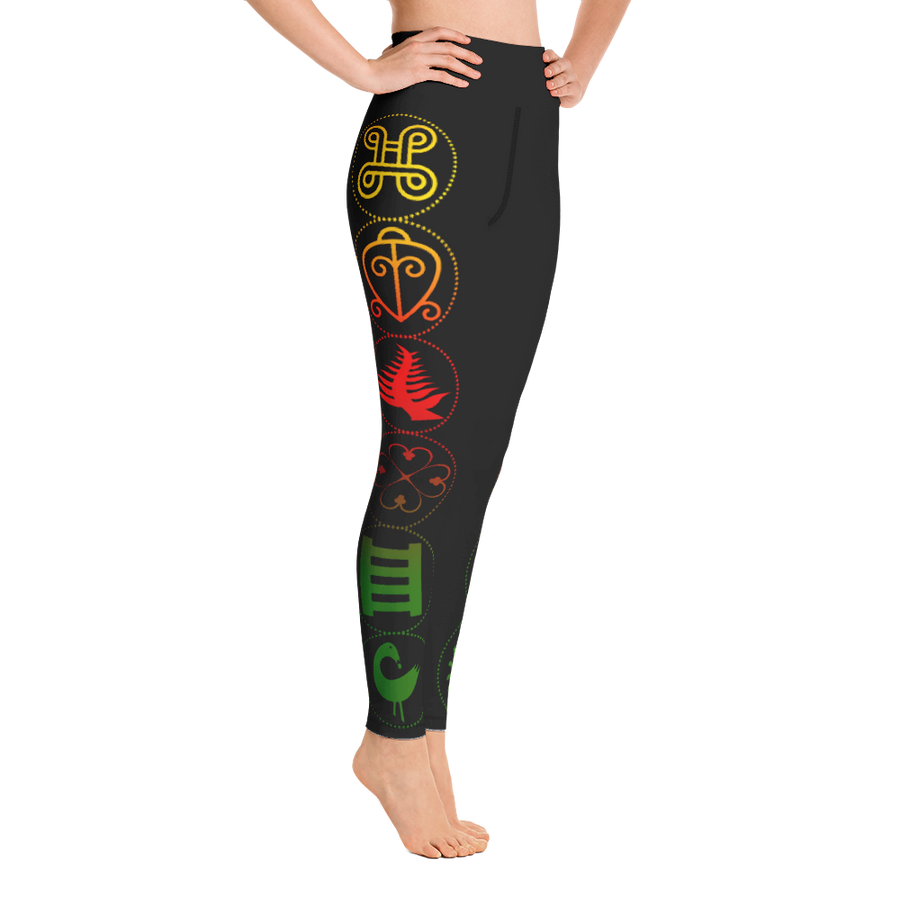 Women's Adinkra Leggings