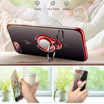 Luxury Ring Holder iPhone Case