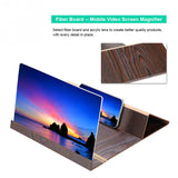 12 Inch Stereoscopic Phone Screen Enlarger