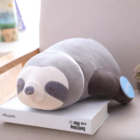 Cute Sloth Plush Pillow