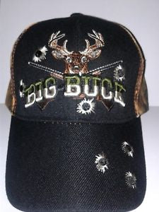 Big Buck  Embroidered Cap