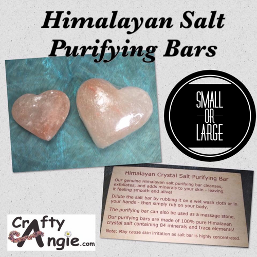 Himalayan Salt Purifying Bar