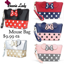 Mouse Travel Bags