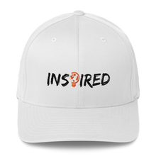 INSPIRED Structured Flex-Fit Twill Cap