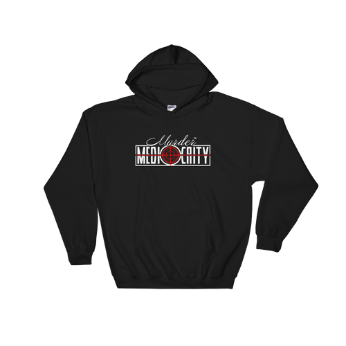 Murder Mediocrity Hooded Sweatshirt