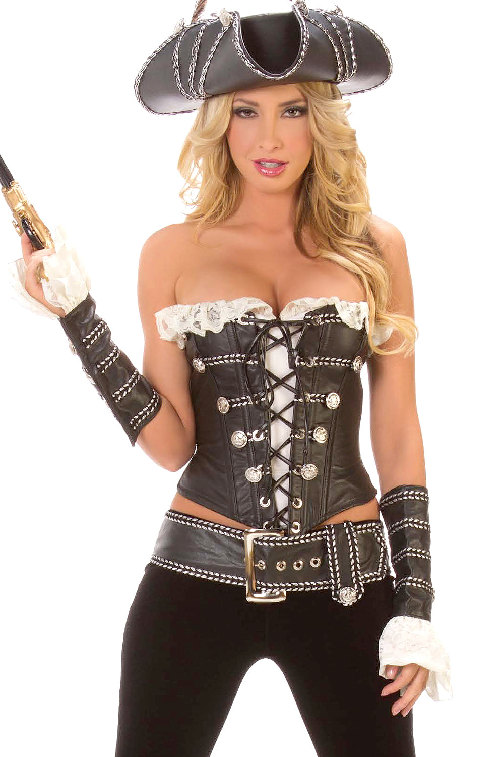 Sexy Pirate Lady Costume