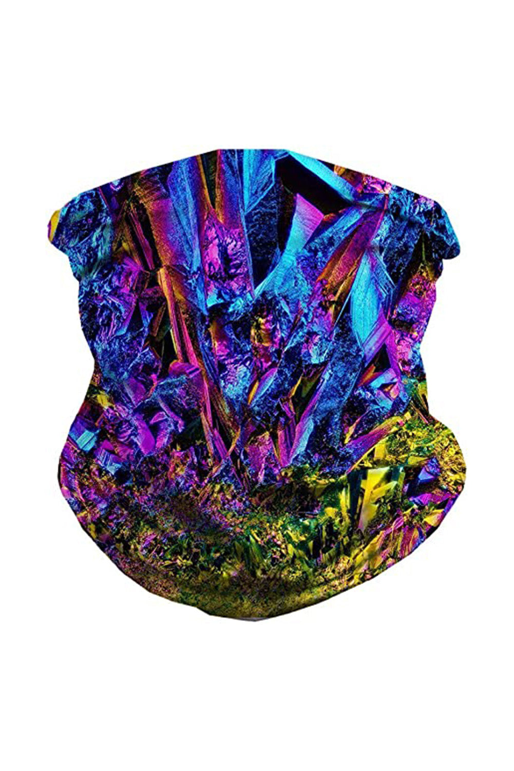 Abstract Seamless Face Bandana Neck Gaiter