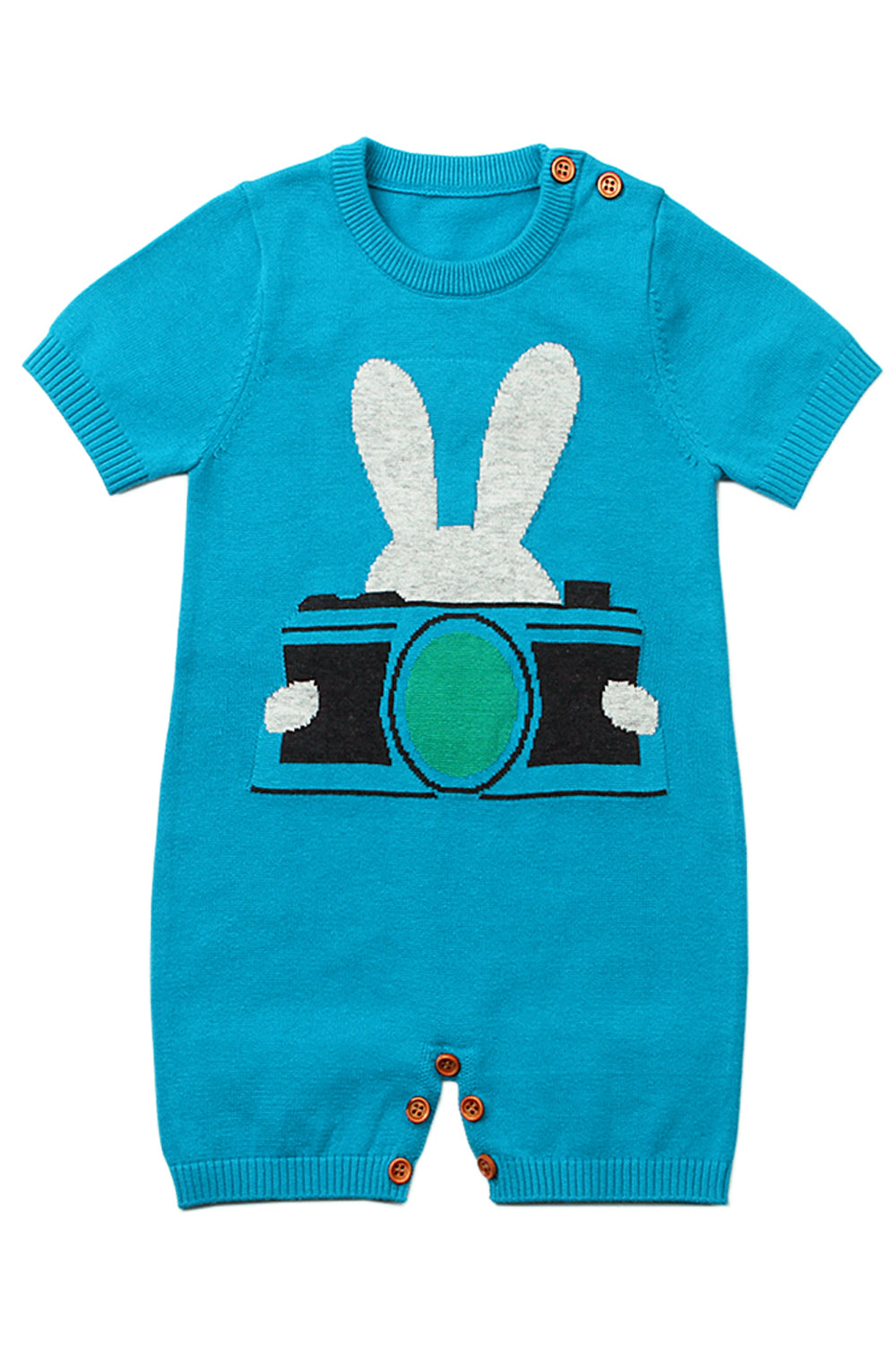 Blue Rabbit Photography Baby T-shirt Onesies