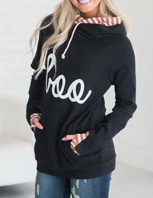 Double Hood Halloween Spice Sweatshirt