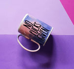 No F#@ks given mug - Pink