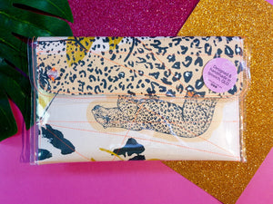 Midi clutch - Jungle jangle