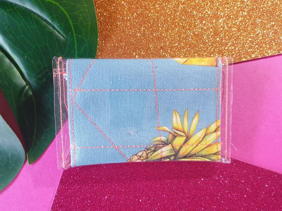 Baby clutch - BBQT (turquoise)