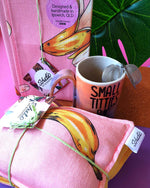 Stay home gift pack - Nanarama Floss pink