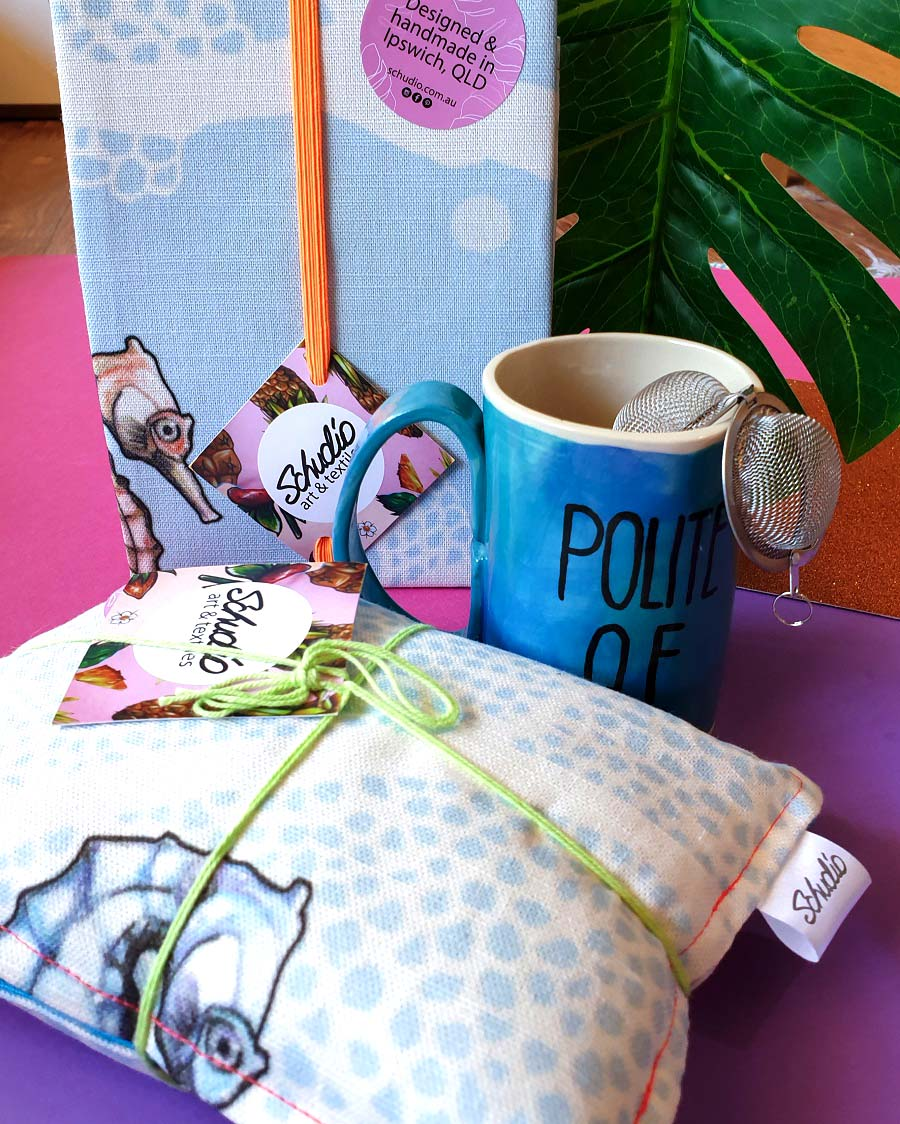 Stay home gift pack - Seahorse garden
