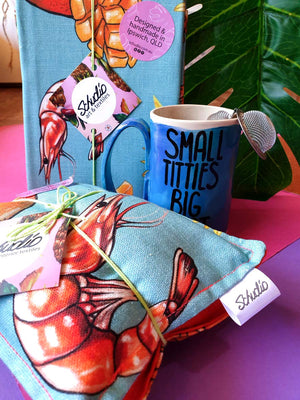 Stay home gift pack - BBQT Turquoise