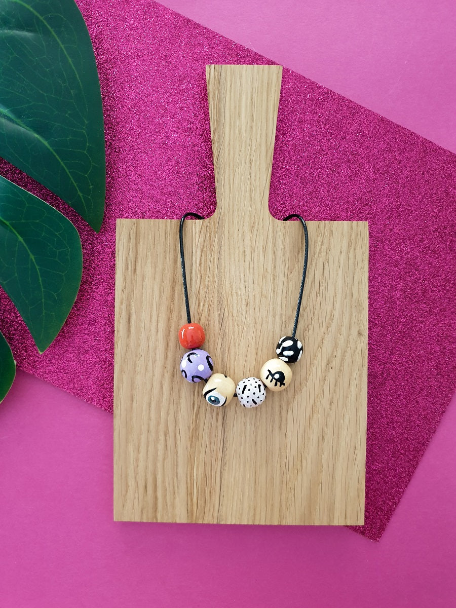 Eye Spy II necklace