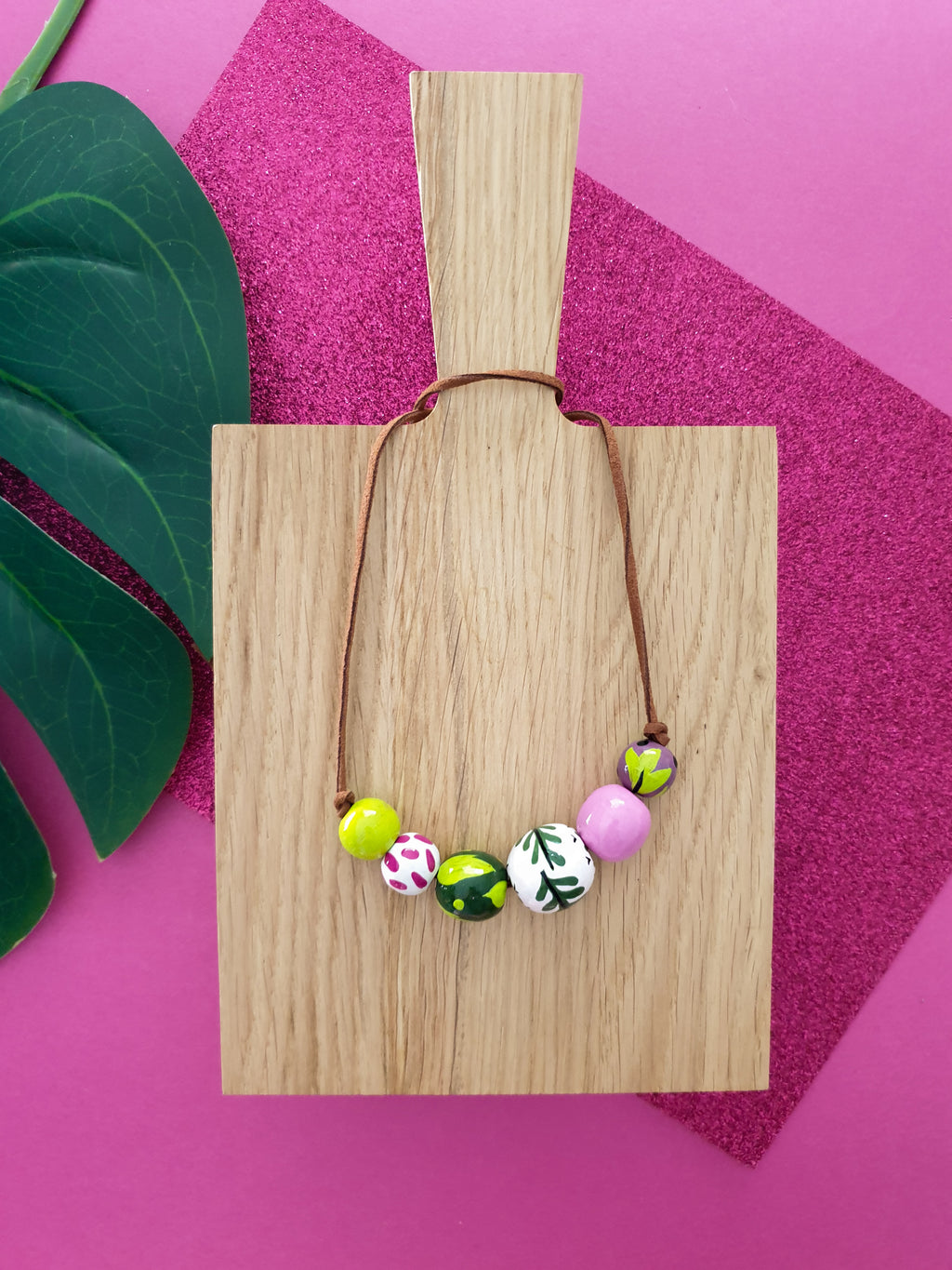 Garden Party necklace