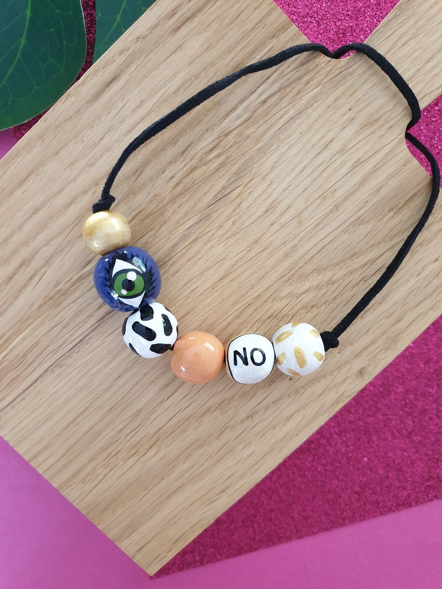 OK / NO Necklace