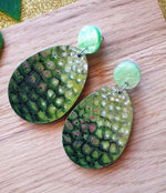 'Mother of Dragons' - Dragon egg dangles