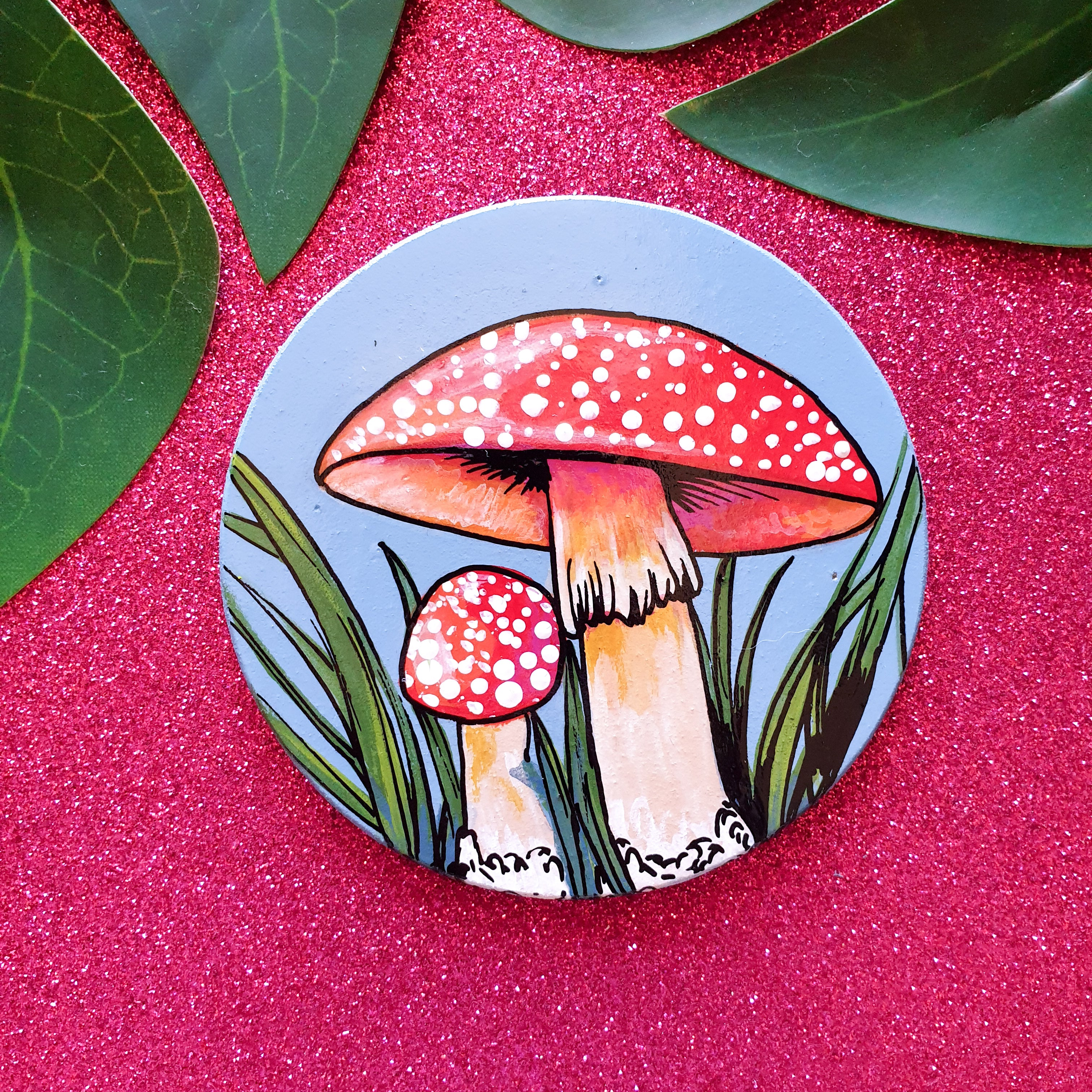 Art pops - Toadstools